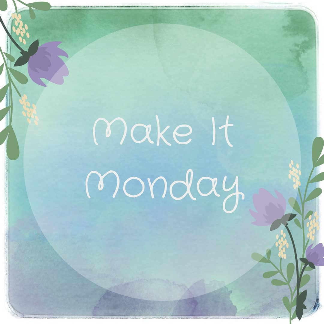 Make it Monday – Magnolia Tilda watercoloured with Inktense