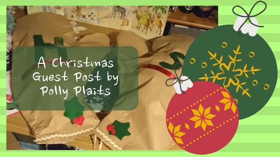 Christmas Guest Post by Polly Plaits