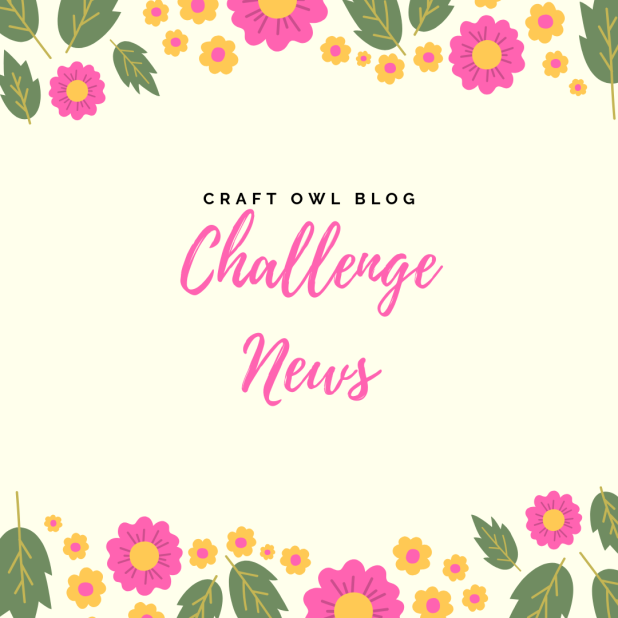 Craft Owl Blog Challenge News